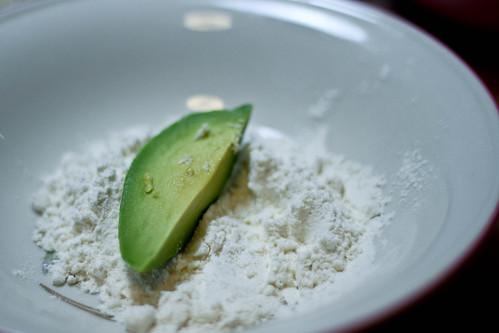 avocado flour