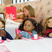 American Girl Lunch @ New York City: BlogHer 2010 by bizziemommy