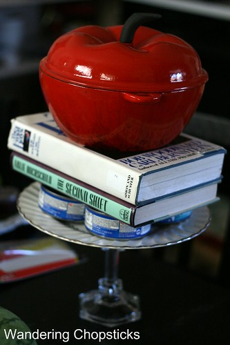 How to Make a Homemade Cake Stand 6
