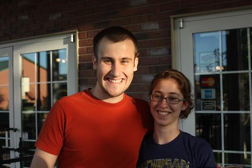 Ben and Sara