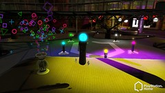 Playstation Home: Move Space