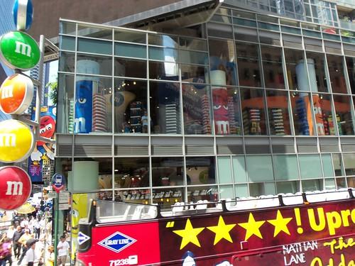 Hershey's/ M & M store