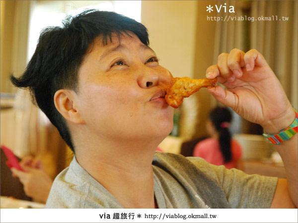 【新竹旅館】關西六福莊生態渡假旅館~餐食篇19