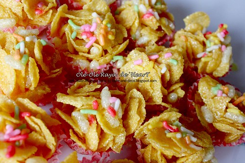 Crunchy Honey Cornflake