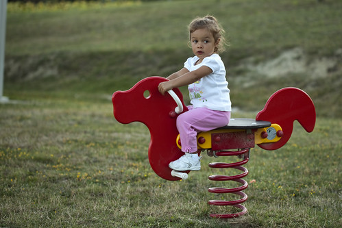 Matilde a cavallo