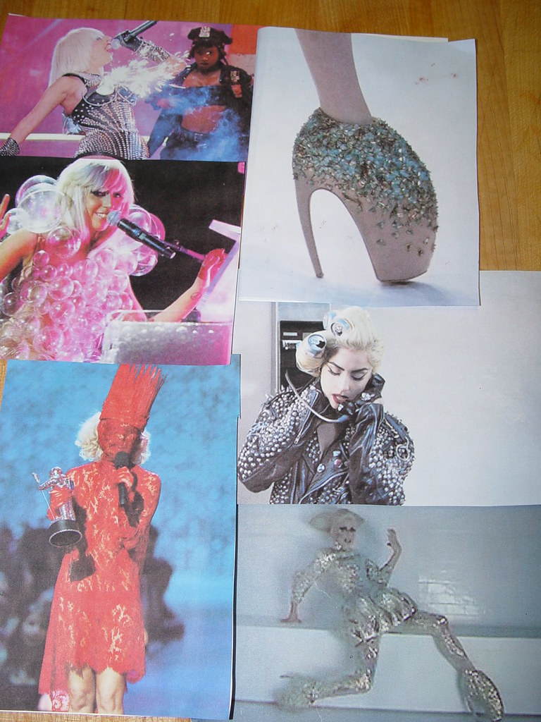 Gaga fashion