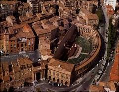 Sferisterio de Macerata (Italia)
