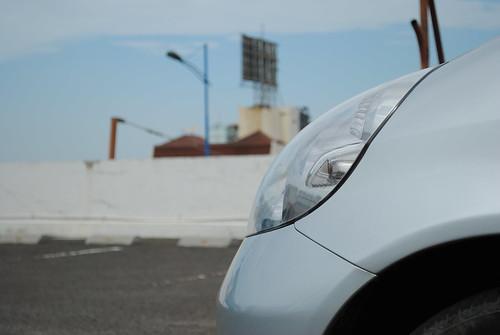the car lamp