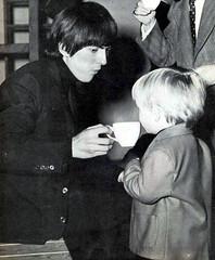 Georgie <3 (Kallie♥TheBeatles) Tags: 1964 thebeatles georgeharrison
