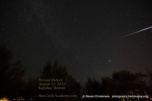 Half of a Brilliant Perseid [C_006711]