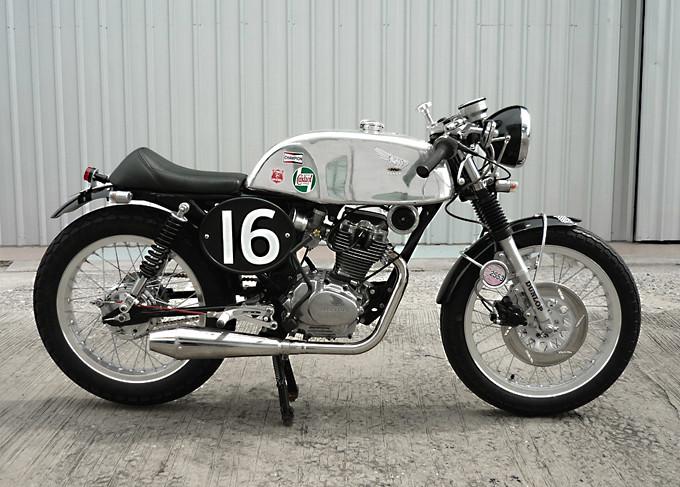 Honda JX110 Café Racer 4889971536_d2cee74dde_b