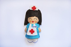 Enfermera personalizada