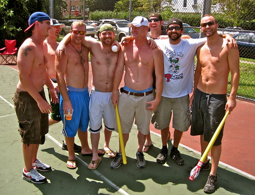 Chestnut Hill Wiffle Ball League