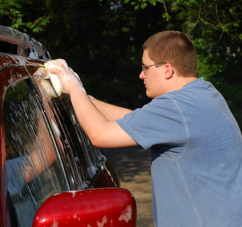 Car Wash Jesse
