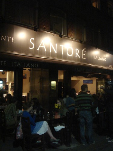 4891356696 03db87259c SANTORE (Farringdon)   the best pizza in London?