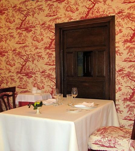 Mesa - Restaurante Cenador de Amós - Villaverde de Pontones - Cantabria