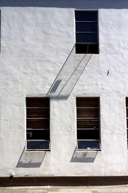 shadows, old town