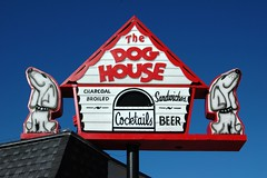 The Dog House/Great Dubuque Signs