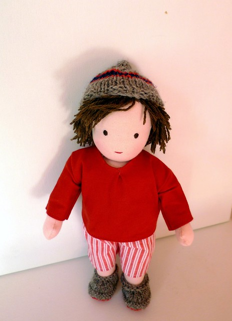 marc's doll
