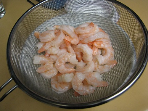 shrimps!