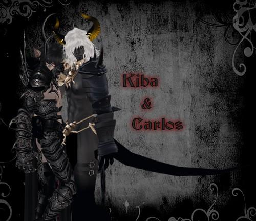 Kiba and Carlos
