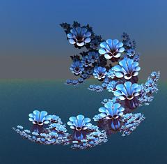 Oops! (freetoglow (Gloria)) Tags: fractal visualart artdigital incendia wowiekazowie photoartwork colourmania