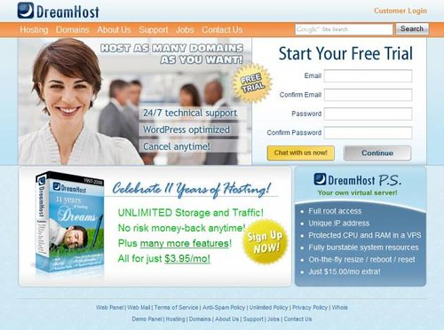 Dreamhost Coupon 2012, Dreamhost Promo Code 2011