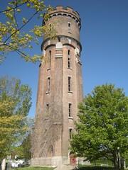 Watertoren, Oostende (Erf-goed.be) Tags: geotagged toren westvlaanderen oostende watertoren archeonet mercatorlaan geo:lon=29191 geo:lat=512222