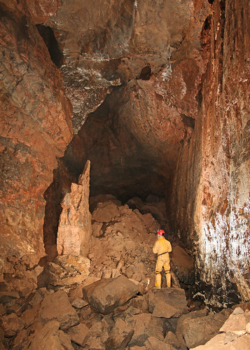 Pinnacle Chamber - Dan Yr Ogof