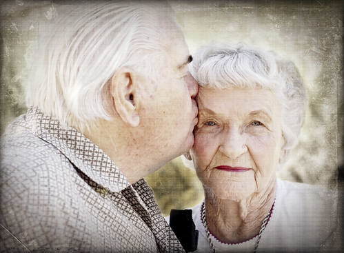 I Want To Grow Old With You...