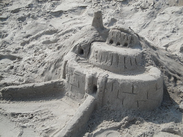 "Sand Helm""s Deep"
