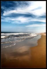 DSC_0209 (mforder) Tags: blue sky beach nc sand nikon north carolina outer banks corolla obx d80 banx mforder
