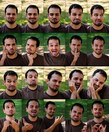 the many faces of gustavo