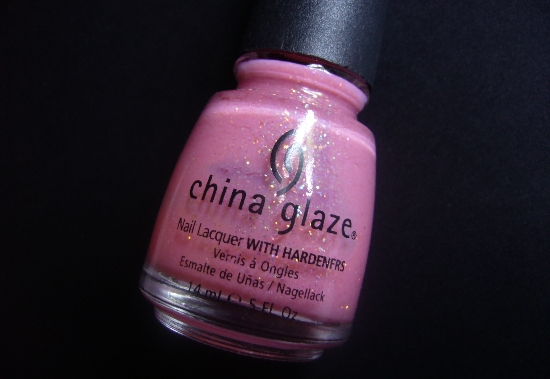 China Glaze Preppy Pink Nail Polish Thinner Restoring Thick Polishes P2 Restore