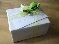 Geschenk Vertbaudet
