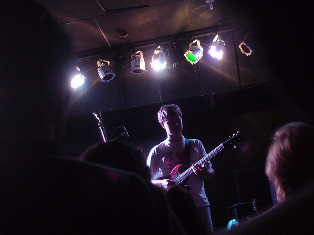 Surfer Blood @ Cats Cradle, North Carolina