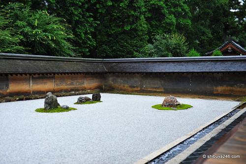 Ryuanji, Kyoto
