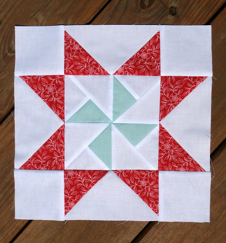 A star block for September RIR