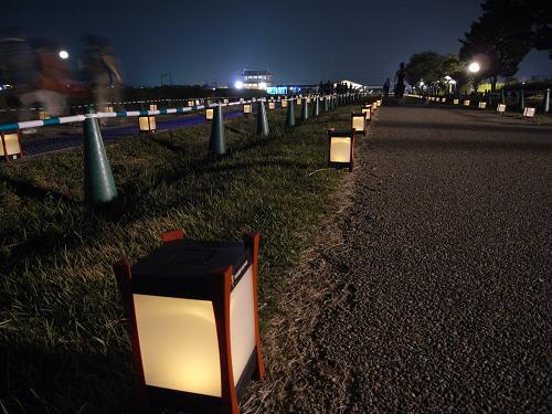 平城宮跡夏季フェア「光と灯りのフェア」-29