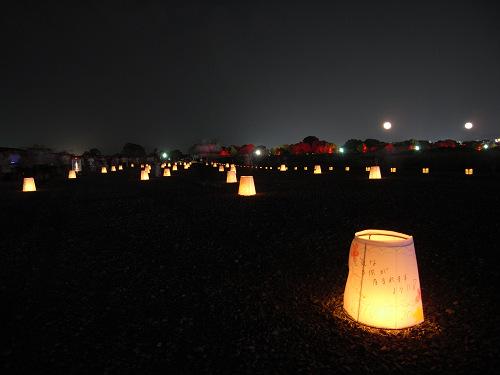平城宮跡夏季フェア「光と灯りのフェア」-22