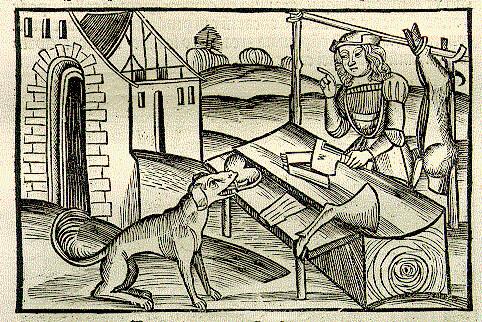 Canis et Coquus