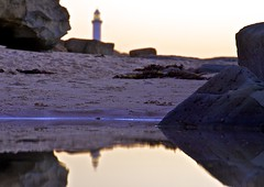 Reflections 2 (Marvin 1963) Tags: canon eos australia nsw norahhead 50d soldiersbeach
