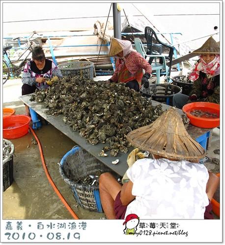 白水湖漁港1-2010.08.19