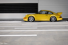 Porsche 964 Turbo - RSR look ~EXPLORE~ (calians.sevan) Tags: auto red white black france cars car wheel 30 speed dark french rouge paul photography grey mercedes photo nikon photoshoot flat wheels 911 automotive cayenne explore exotic turbo porsche bmw cs cayman nikkor audi rims blanche 36 boxster circuit rs blanc 32 34 supercar spotting 917 4s gt2 ricard 38 930 carrera gts targa 24s 986 996 vehicule gt3 987 993 997 964 httt 918 castellet gt1 sevan panamera 998 rsr flat6 d80 calians