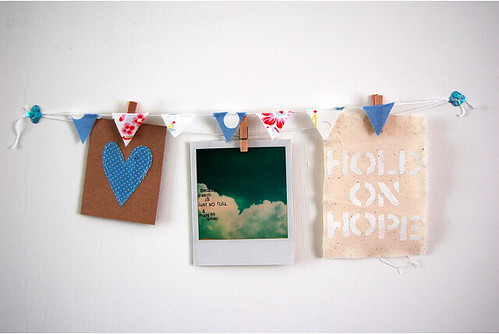 Bunting stuffs and other random pretty things
