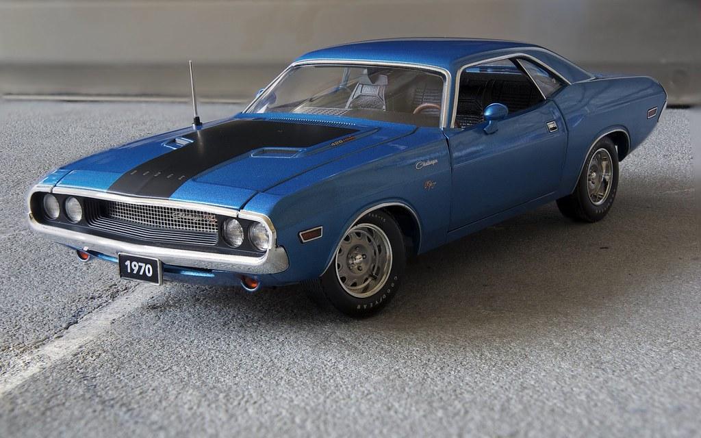 '70 Challenger 1/24