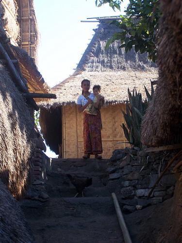 Lombok Sasak Village