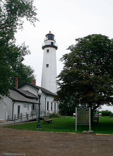 Pointe aux Barques Lighthouse