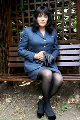 IMG_0933 (DonnaLouise) Tags: uniform skirt gloves raf leathergloves wraf