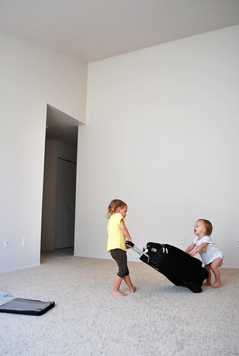 playing in the new house 3
